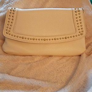Brand New Ivory Charming Charlie hand bag